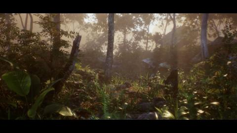The Forest (Unreal Engine 4)