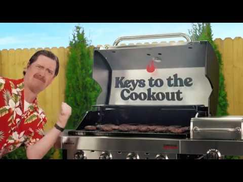 Grill Talk with Grill Dad: Keys to the Cookout