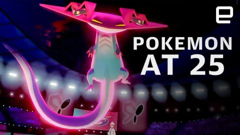 Pokemon at 25 is stronger than ever