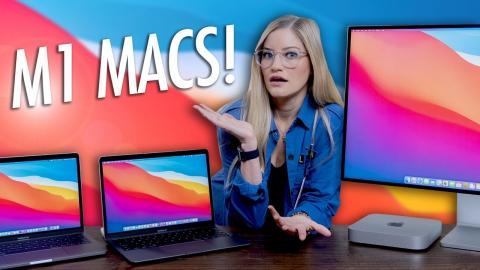 M1 Mac Review - Which M1 Mac Should You Get?