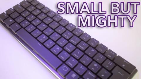 Cooler Master SK621 Review - 60% WIRELESS RGB Mechanical Keyboard!