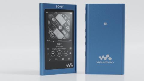 Speed Modeling | Sony Walkman A50 | Blender 2.8