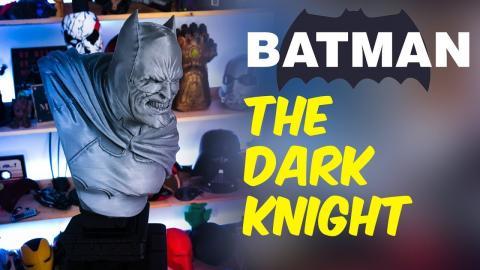 The Dark Knight Returns! 3D Gloop Spray, Siraya Blu Resin, Huel and more!