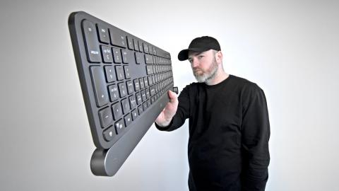 This Keyboard Will Make You Spin...