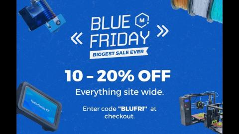 The 3D Printing Nerd's Blue Friday Sale Advice