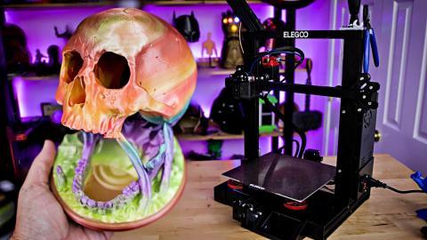 New Elegoo Neptune 2S - My best FDM 3D Prints!