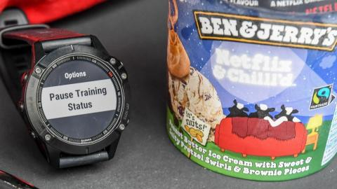 Quick Tips: Garmin's New Pause Training Status Feature