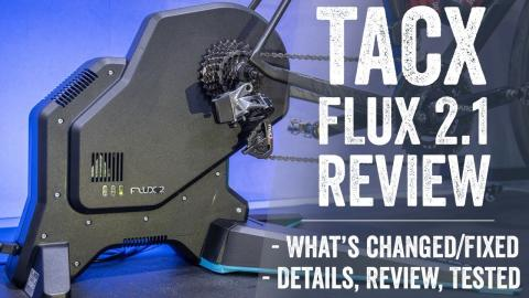 Tacx Flux 2 Trainer Review (2020/2.1 Edition) // Details, Tested, Accuracy