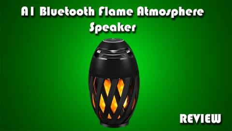 A1 Flame Atmosphere Bluetooth Speaker Review