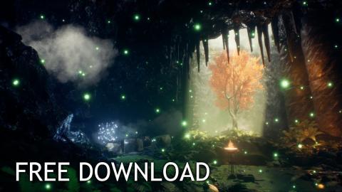 ☑️ Soul Cave (Free Download / Speed Level Design / Unreal Engine 4)