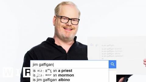 Jim Gaffigan Answers the Web's Most Searched Questions | WIRED