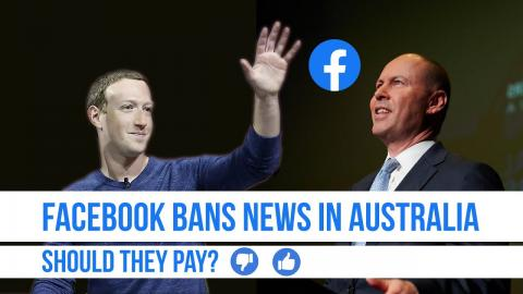 Facebook Just De-Platformed the Main Stream Media in Australia