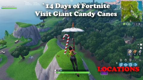 14 Days Of Fortnite Search Waterside Goose Nests Locations