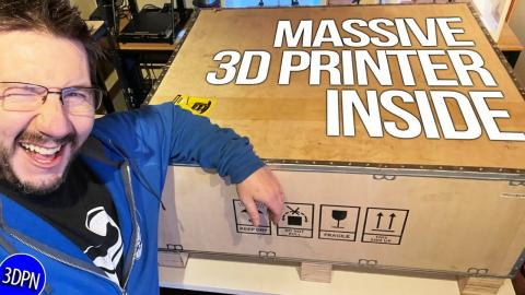 MASSIVE Flashforge AD1 3D Printer - LAST STREAM OF 2020!