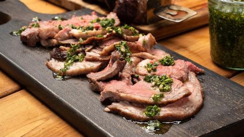 Grilled Brazilian Picanha Steak Recipe | Char-Broil®