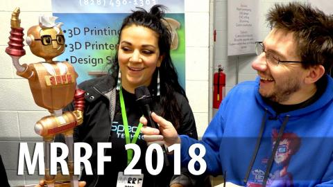 MRRF 2018 // The Greatest 3D Printing Event on the Planet // Midwest RepRap Festival