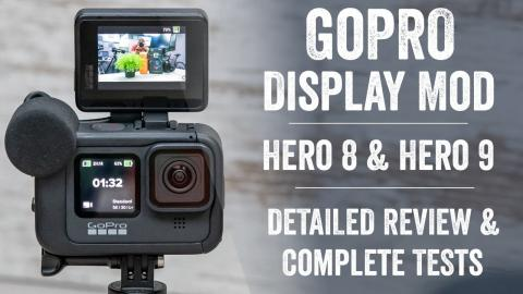 GoPro Display Mod Review: Testing Hero 8 & 9, Extensive Details