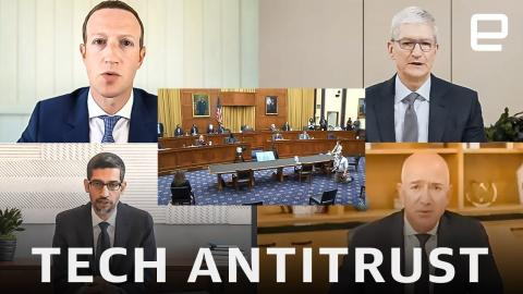 Big Tech's Antitrust Hearing: The most important questions