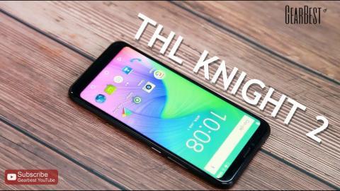 THL Knight 2 Smartphone - GearBest