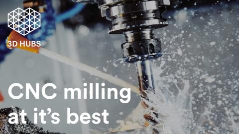 5 CNC milling videos you must see!