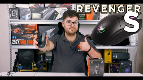 Cougar Revenger S Gaming Mouse Review - the best mouse for £40?