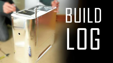 Cloud Unit - Build Log (Scratch-Built Silent PC)