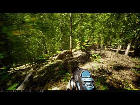 MAWI Birch Forest Biome | A little walk...