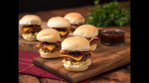 Breakfast Sliders | Char-Broil