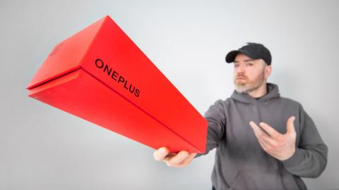 Look What OnePlus Just Sent Over...