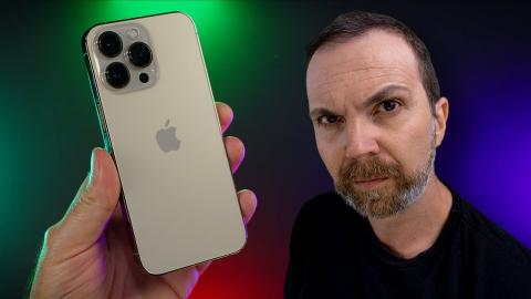 120FPS video on iPhone 13 Pro Max vs iPhone 12 Pro Max // A ProMotion Test — #Shorts