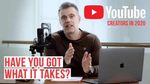 What it takes to be a YouTube Creator in 2020 - 7 Tips!