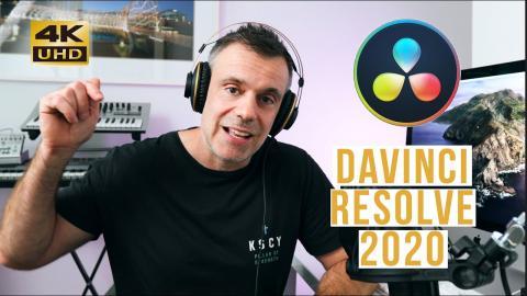 Best Free Video Editor for Mac and Windows - Davinci Resolve 16 - Beginners Tutorial