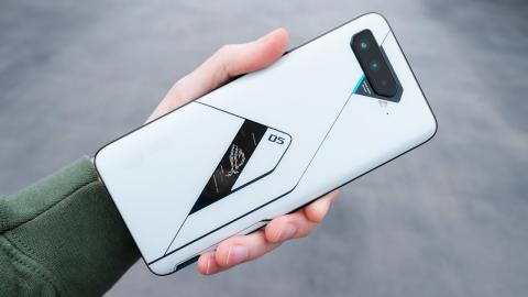 ASUS ROG Phone 5 Unboxing and Giveaway