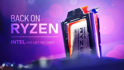 Switching BACK To AMD Ryzen - A NEW Threadripper PC Build!