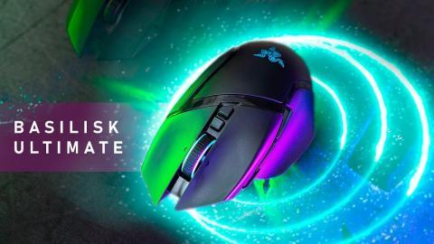 The Logitech Killer? Razer Basilisk Ultimate Review
