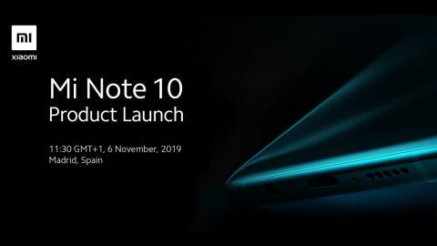 Xiaomi Mi Note 10 is Coming! - Gearbest