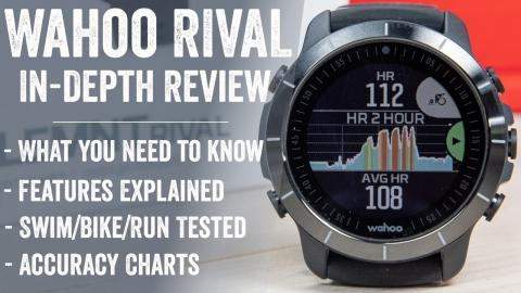 Wahoo RIVAL In-Depth Review: Everything you need to now & tested