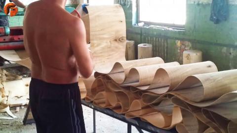 Crazy Wood Processing Machines | Biggest Wood Cutting Factory| Sawmills ▶2