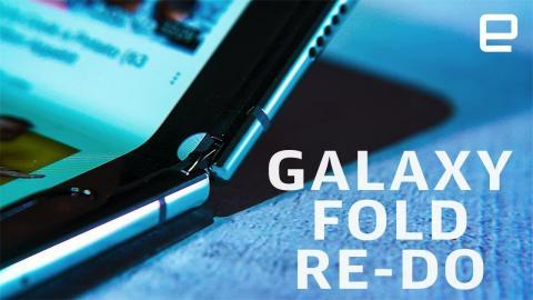 Samsung Galaxy Fold, again: Hard to love, harder to hate