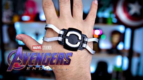 Avengers Endgame Time Travel GPS Replica Prop Build   3D Printed