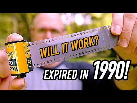 What Happens When You Use 30 Year Old Film?