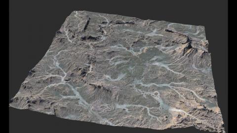 Gaea 1.2 Tutorial   Green Valley Terrain Breakdown