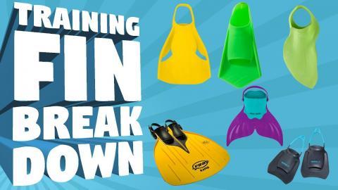 Training Fin - Break Down