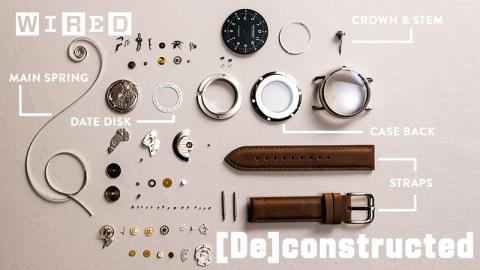Watchmaker Breaks Down Swiss & Japanese Movement Watches | WIRED