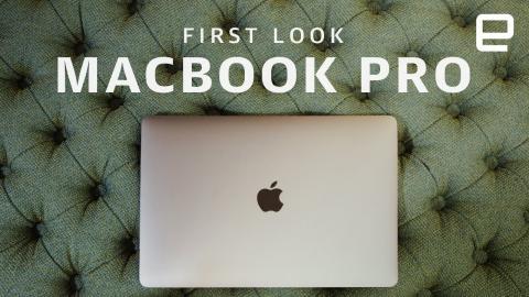 Apple MacBook Pro 2018 First Look