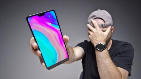 Switching To The Huawei P20 Pro...