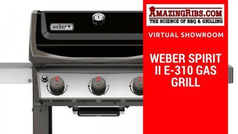 The Best Weber Spirit II E-310 Review
