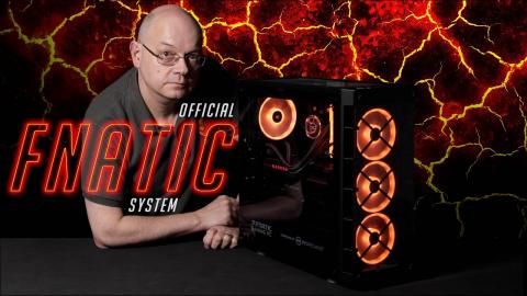FNATIC !- LEO reviews Official AMD RYZEN GAMING System