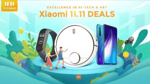 Xiaomi Single's day (11.11) Deals! TOP 5 Best Seller! - Gearbest