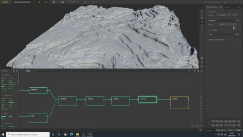 Gaea 1.2 Classic Workflow Series #2 | Creating the Shape of our Terrain